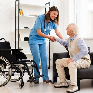 long-term care facility nursing home