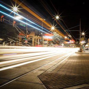 street light retrofit project